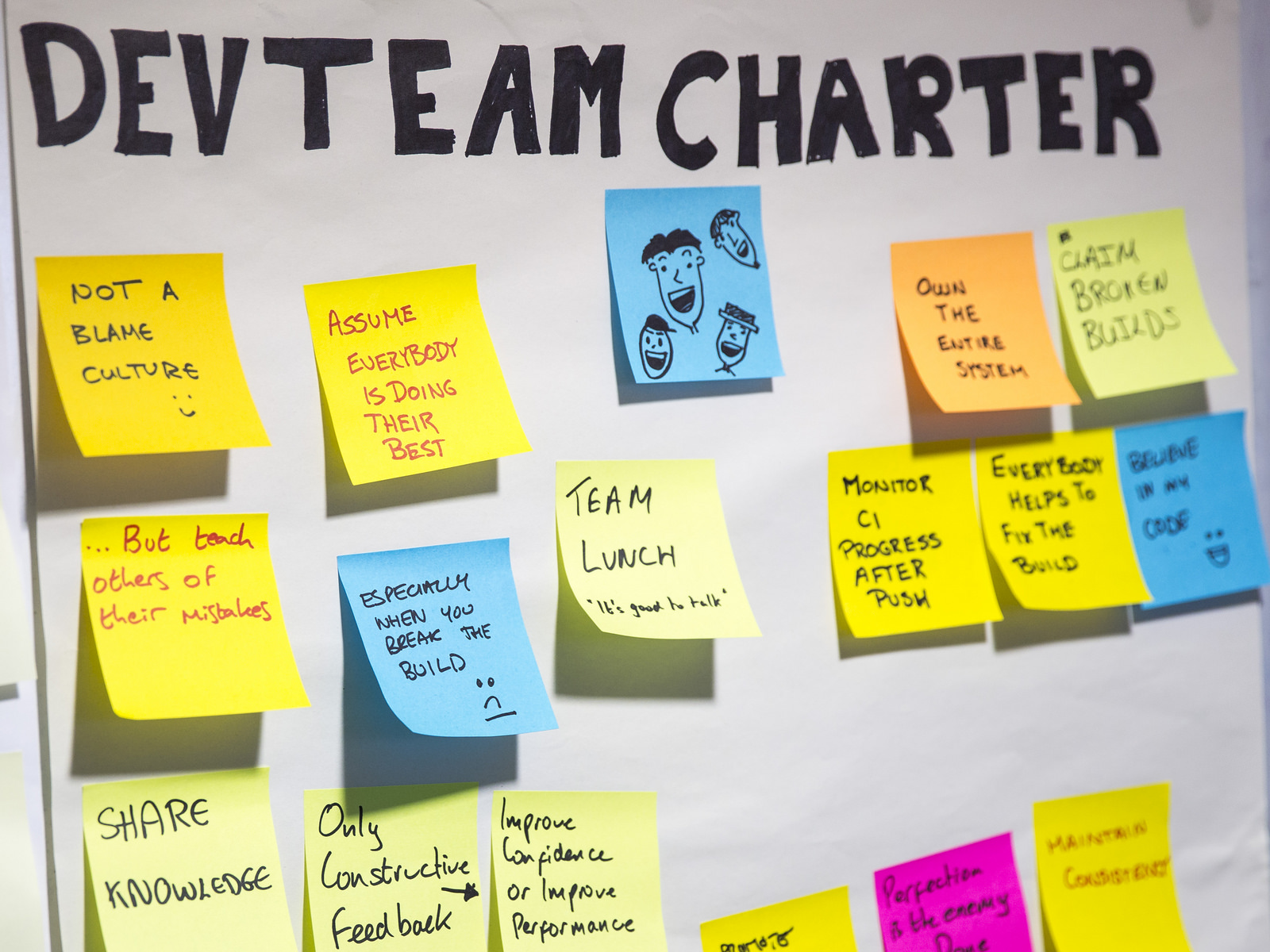 Why You Should Use Burn Up Chart In Agile Instead Globant Tech Blog