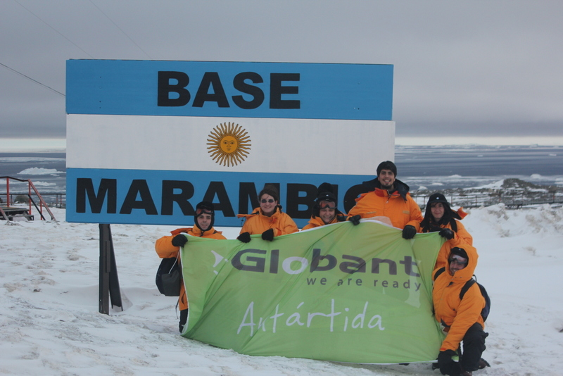 Globant Antartida