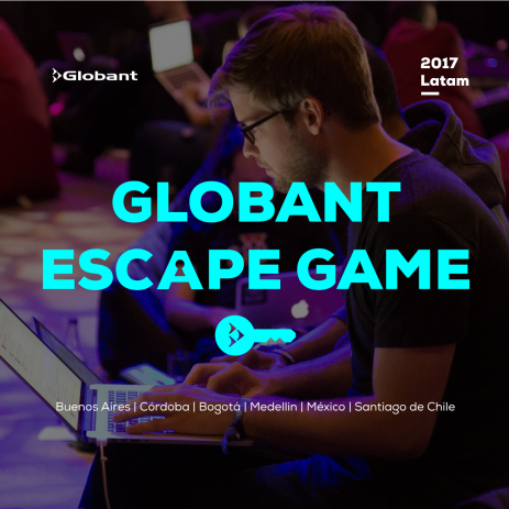 Globant Escape Game