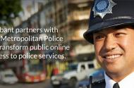 Met Police Digital Transformation