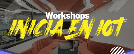Convocatoria workshop de Globant en IoT