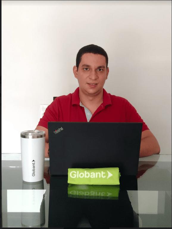 Sebastian desarrollador Glober