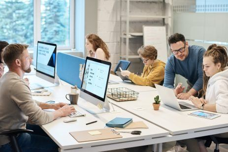 equipo de trabajo y tecnologia